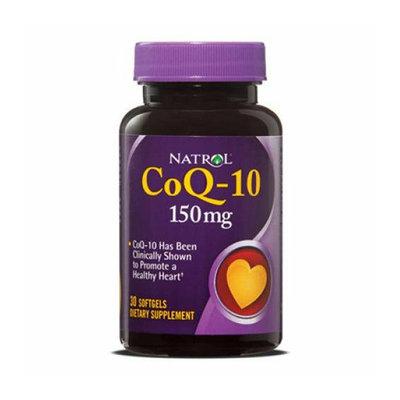 Natrol CoQ-10 50 mg 60 Softgels