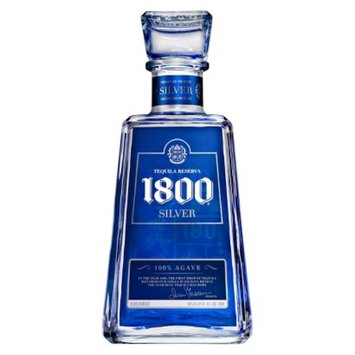 Proximo Spirits 1800 750ML SILVER TEQUILA