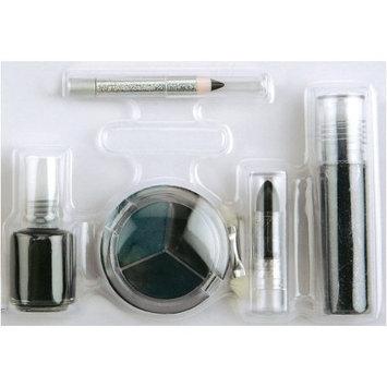 Paper Magic Women's Shimmer & Shine Makeup Kit, Black, One Size