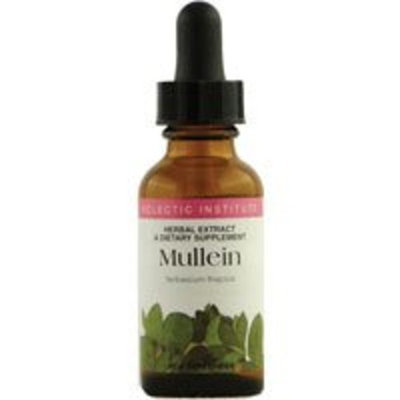 Eclectic Institute Inc Mullein, 1 Oz with Alcohol (Pack of 3)