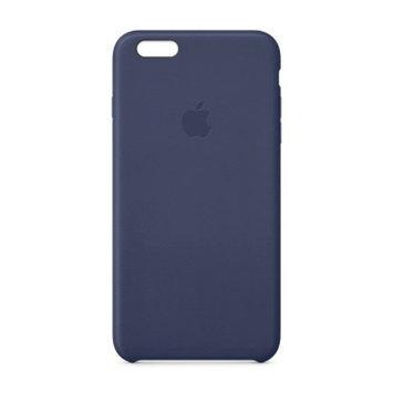 Apple iPhone 6 Plus Leather Case Midnight Blue