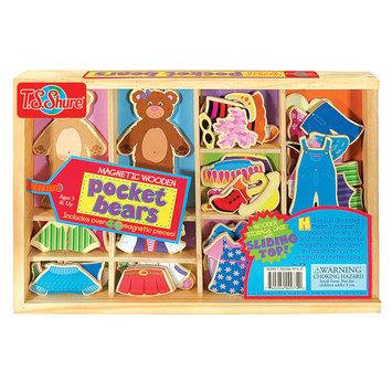 Shure Pocket Bears Dress-Up - 1 ct.