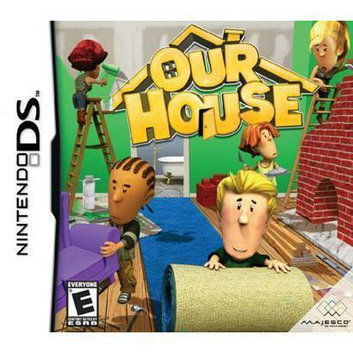Majesco Our House (Nintendo DS)