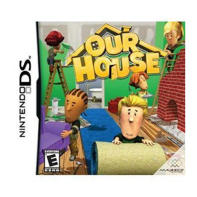 Majesco Our House (Nintendo DS)