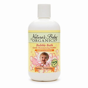 Natures Baby Organics Bubble Bath