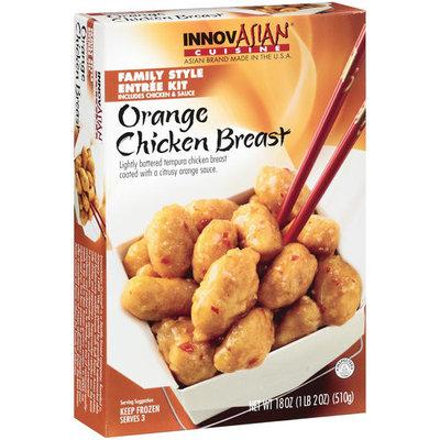 Innovasian Cuisine Orange Chicken Breast Family Style Entree Kit