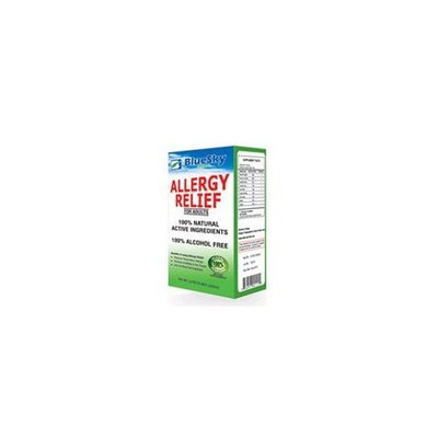 Blue Sky Herbals Relief Allergy Adult 6.76 Ounces