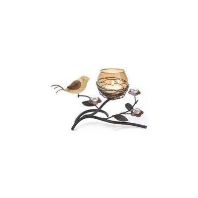 Koehler Home Decor Partridge Nest Tealight Holder