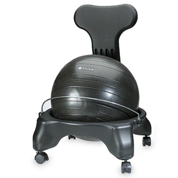 Gaiam Balance Balls Gaiam Balance Ball Chair
