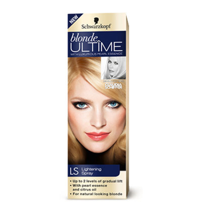 Schwarzkopf Blonde Ultime Lightening Spray
