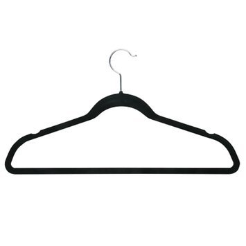 Honey Can Do 9 Pk Velvet Touch Suit Hanger