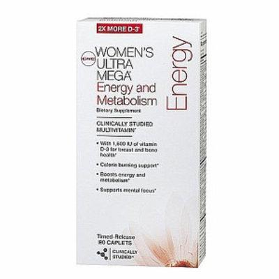 GNC Women's Ultra Mega Energy Vitapak