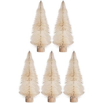 Leeco Industries Inc. Idea-Ology Woodlands Tree Lot 5/Pkg Neutral 5