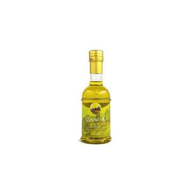 Colavita Basilio Extra Virgin Olive Oil with Basil, 8.5 oz