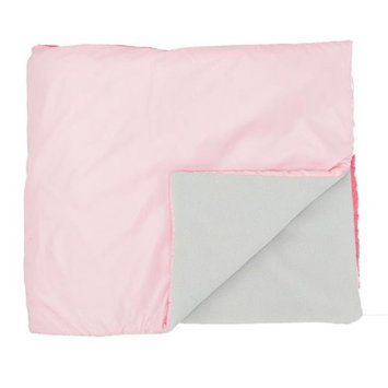 Tots Fifth Ave 9071 Waterproof Blanket Pink