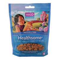 Halo, Purely For Pets Healthsome Protein & Fiber Cat Treats