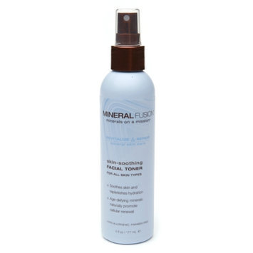 Mineral Fusion Skin-Soothing Facial Toner for All Skin Types