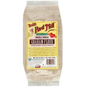 Bob's Red Mill Organic Whole Wheat Graham Flour