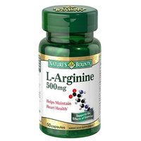 Nature's Bounty L-Arginine 500mg