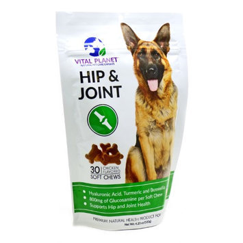 Hip & Joint Soft Chews Vital Planet 30 Chewable