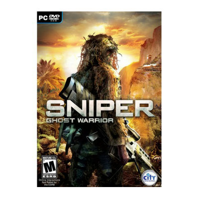 City Interactive Sniper: Ghost Warrior (PC Games)