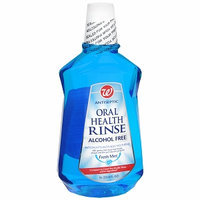 Walgreens Oral Health Rinse Mint