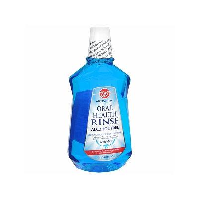 Walgreens Oral Health Rinse Mint
