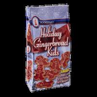 Voortman Cookies Holiday Gingerbread Kids