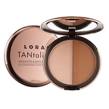 LORAC TANtalizer Highlighter & Matte Bronzing Duo