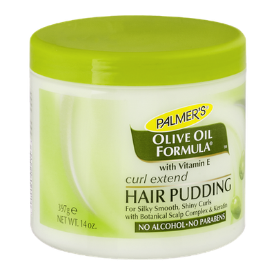 Palmer's Olive Oil Formula with Vitamin E Curl Extend Hair Pudding