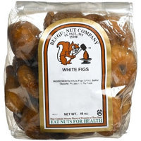 Bergin Nut Company Figs White, 16-Ounce Bags (Pack of 2)