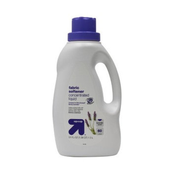 up & up Lavender Concentrated Liquid Fabric Softener 60 Loads 51-oz.