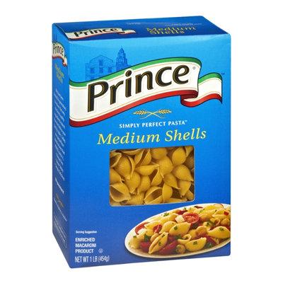 Prince Medium Shells Pasta