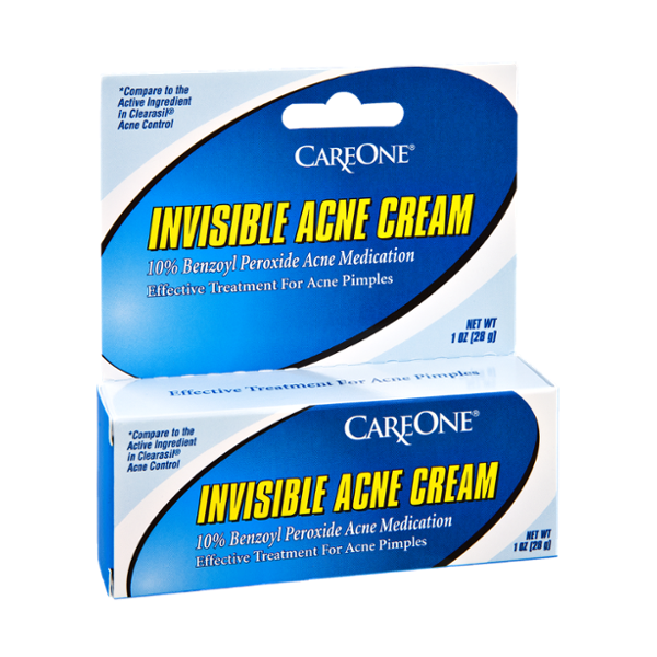 CareOne Invisible Acne Cream
