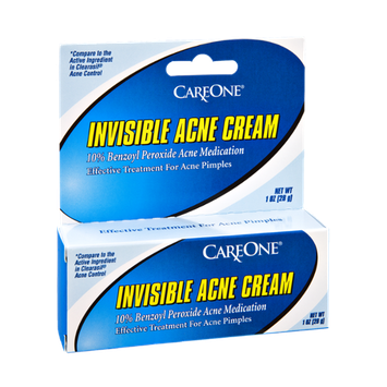 CareOne Invisible Acne Cream