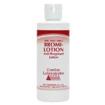 Gordon Laboratories Bromi Antiperspirant Lotion 4 Oz