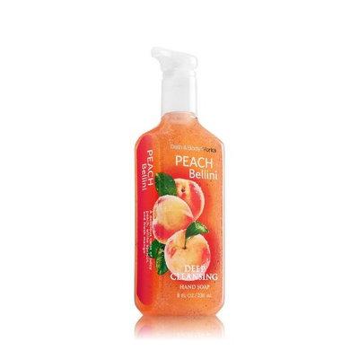 Bath & Body Works Peach Bellini Anti-bacterial Deep Cleansing Hand Soap