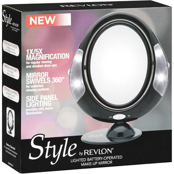 Revlon Lighted Battery Operated Make-up Mirror