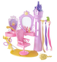 Disney Princess Rapunzel Hair Salon - 1 ct.
