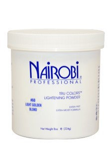 Nairobi Tru-Colors Lightening Powder #60 Light Golden Powder