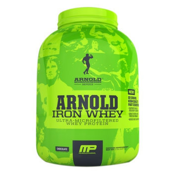 MusclePharm Arnold Schwarzenegger Series Iron Whey Chocolate