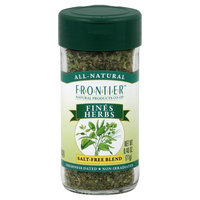 Frontier Fines Herbs Seasoning Blend, 0.40 oz. Bottle