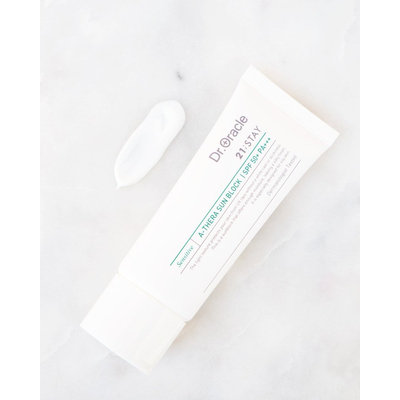 Dr. Oracle 21;STAY A-Thera Sunblock SPF 50