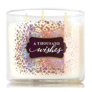 Bath & Body Works® A Thousand Wishes 3-Wick Candle