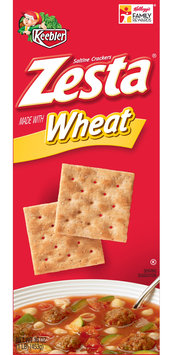 Keebler Zesta Whole Wheat Saltine Crackers