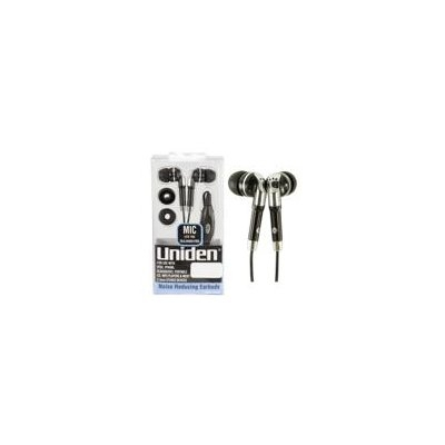 Uniden Noise Reducing Earbuds with Microphone