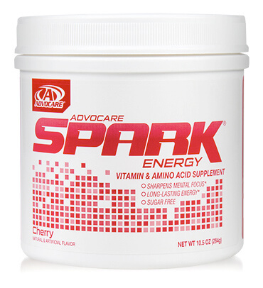 Advocare Spark® Canister