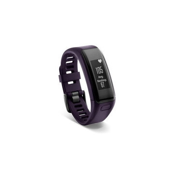 Garmin - Vivosmart Hr Activity Tracker + Heart Rate - Purple