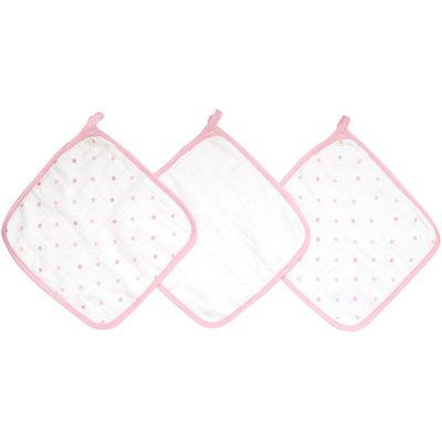 aden + anais Muslin Washcloth, 3 Pack