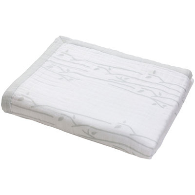 aden + anais Boutique 100% Cotton Muslin Daydream Blanket - Branch Out